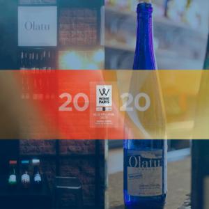 Olatu txakoli wine paris 2020
